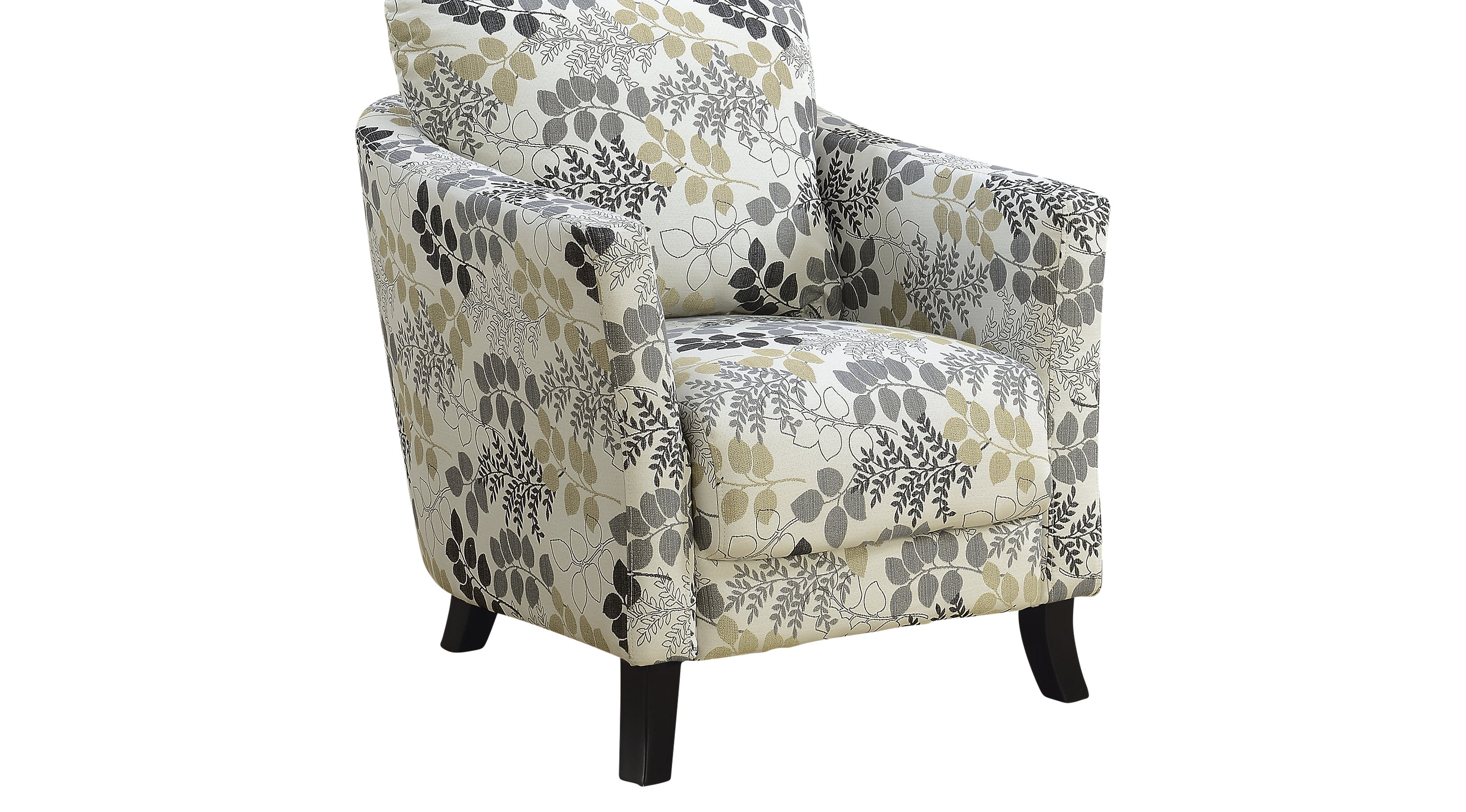 419 99 Fawnhollow Beige Accent Chair Upholstered Transitional Polyester