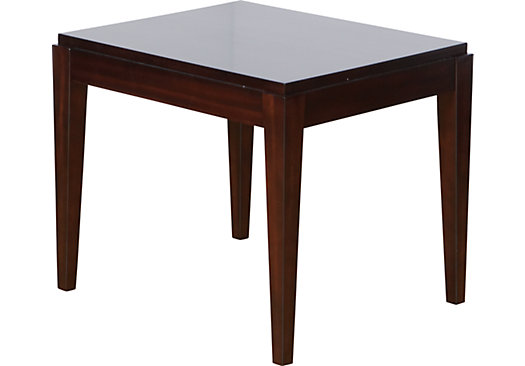 Lansing Cherry End Table