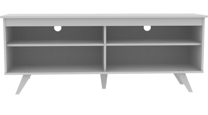 Blakeley White 58 in. Console