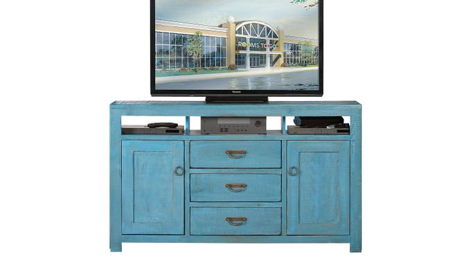 South Creek Blue Console - Casual