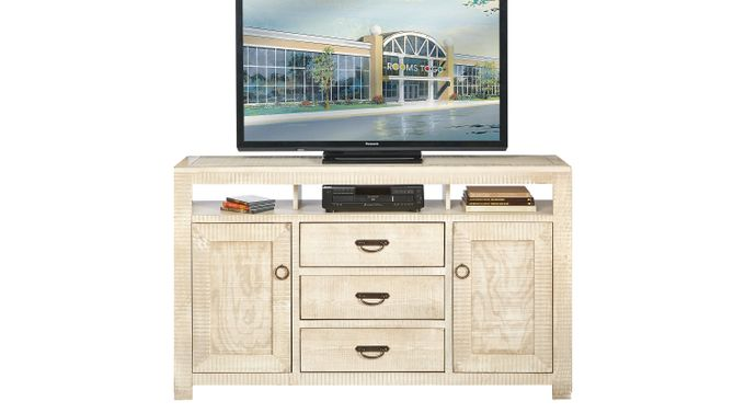 South Creek White Console - Casual