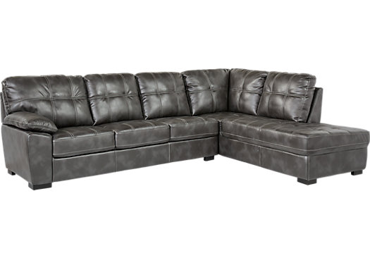 2 Piece Sectional Sofas and Couches Chaise Reclining More