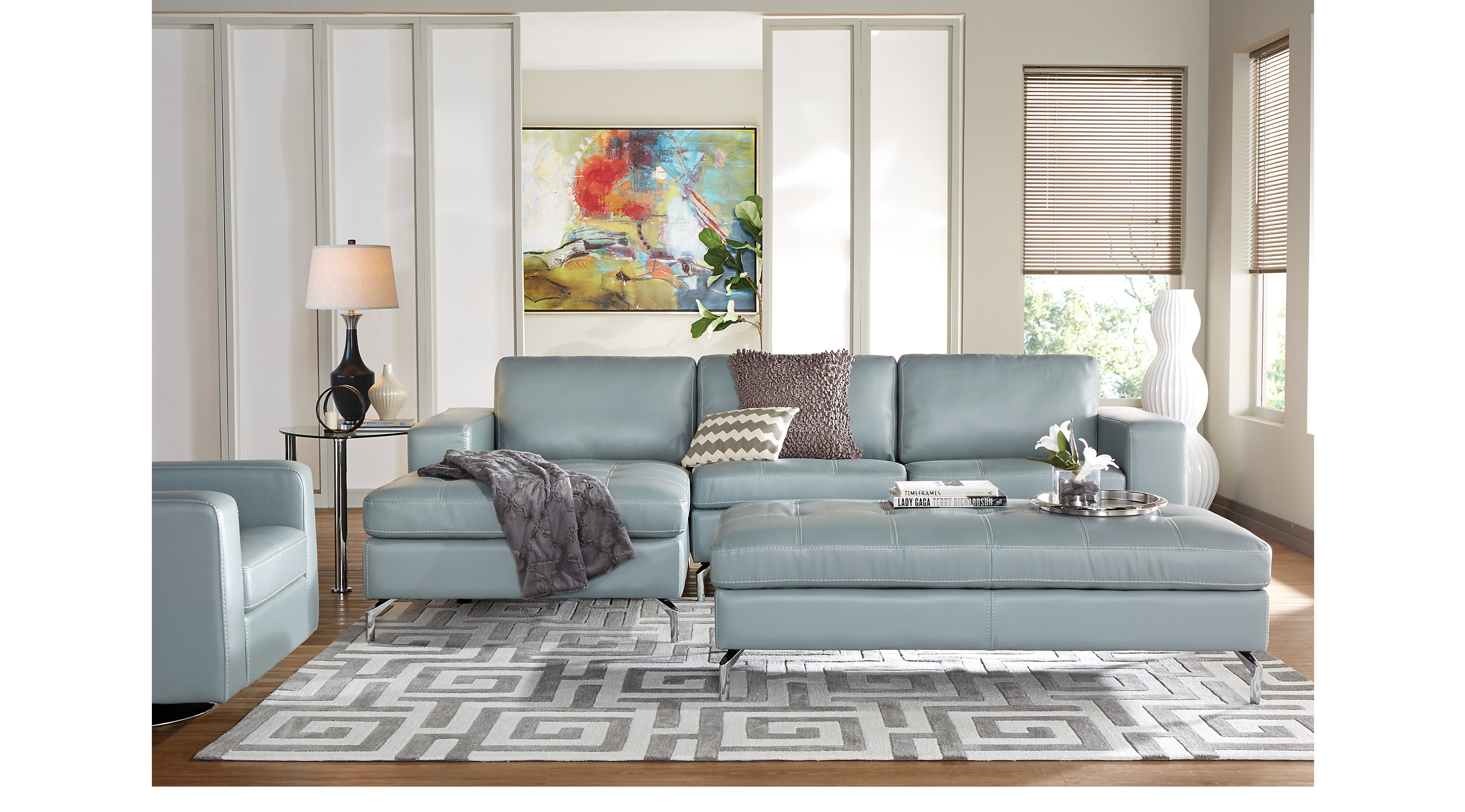 recliners with complete furniture and sofas room sectionals ave piece flatbush brooklyn loveseats ashley size sectional for go sets to full set living rooms of sale