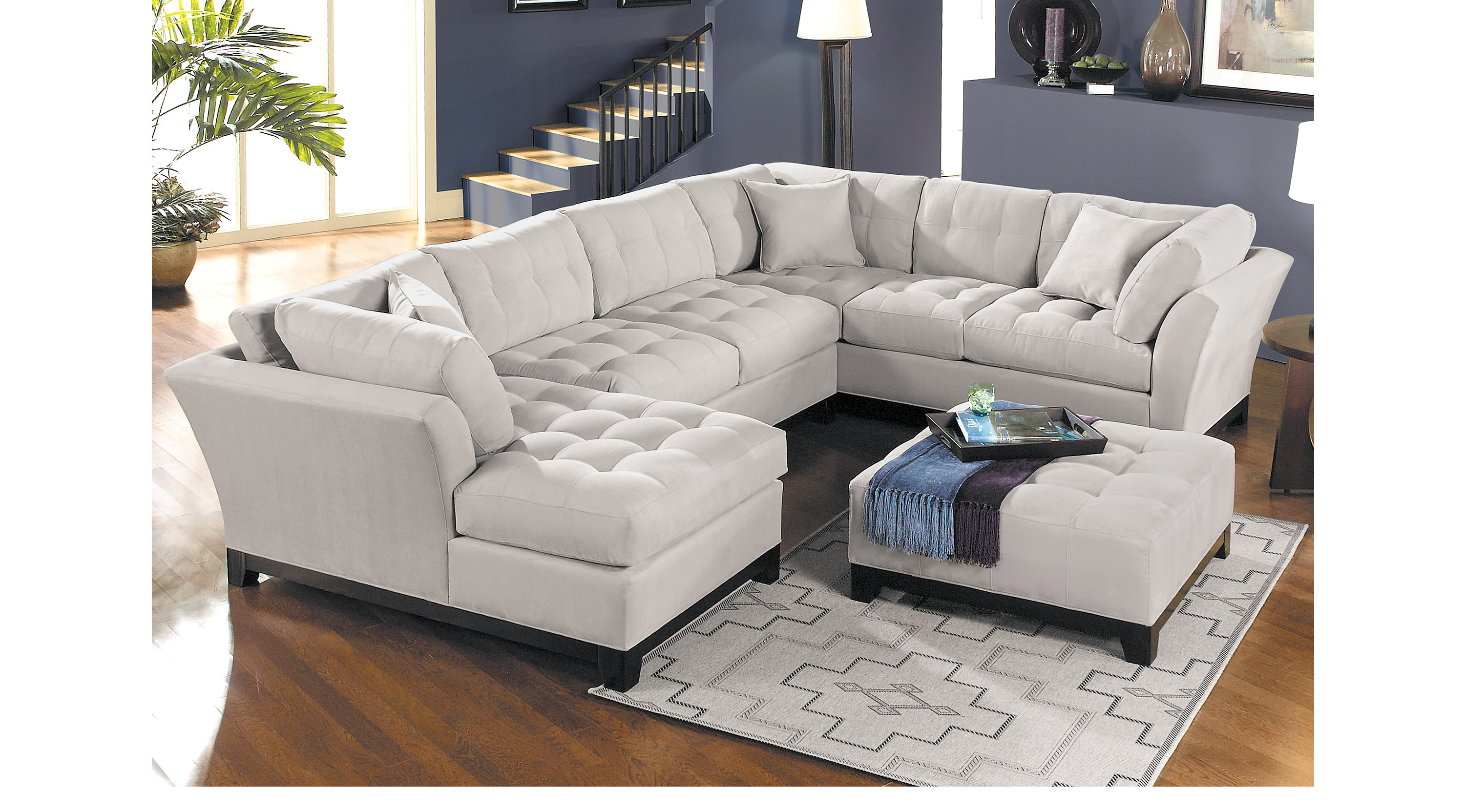Cindy Crawford Home Sectionals ~ Cindy Crawford Home Sleeper Sofa