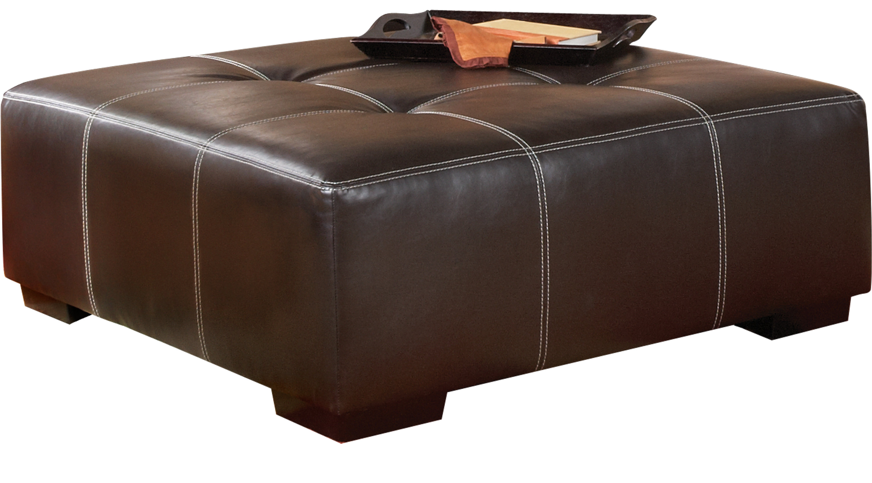 299 99 Suttons Bay Brown Cocktail Ottoman