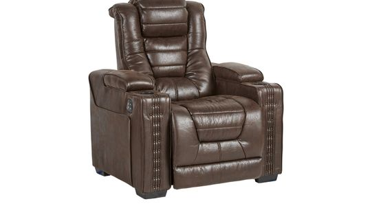 Chief Transitional Reclining Living Room Furniture Collection