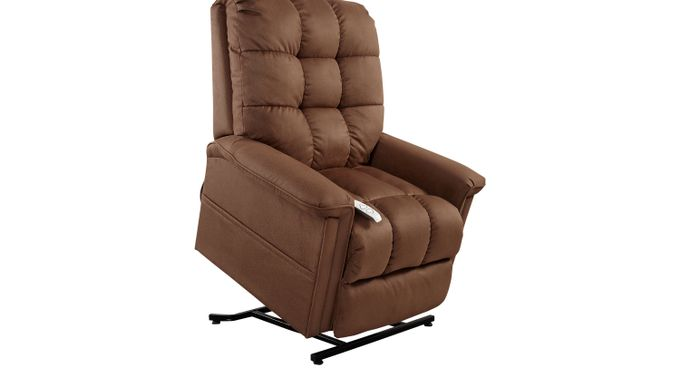 Gatlinburg Rust (brown)  Lift Chair Recliner - Contemporary, Polyester
