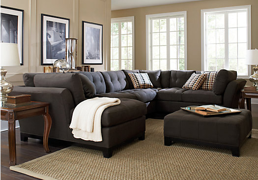 home sectionals xl collections heights sectional pc cindy gray crawford calvin couch