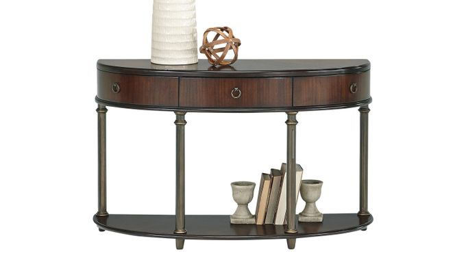 Wigmore Cherry Sofa Table - Traditional