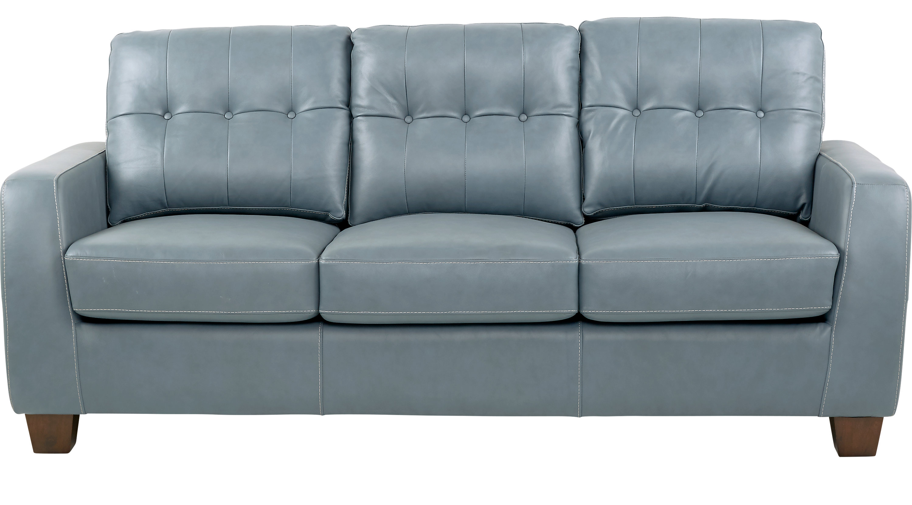 Santoro Ocean Leather Sofa
