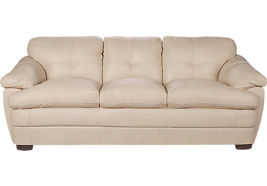 Sardinia Stone Sofa - Classic - Contemporary, Synthetic