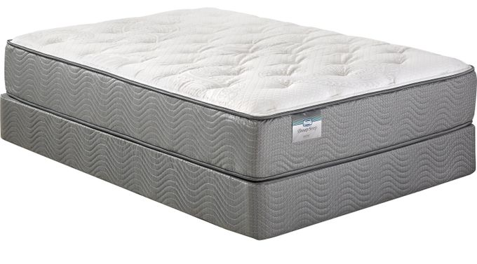 BeautySleep Harbor Town Full Mattress Set - Plush
