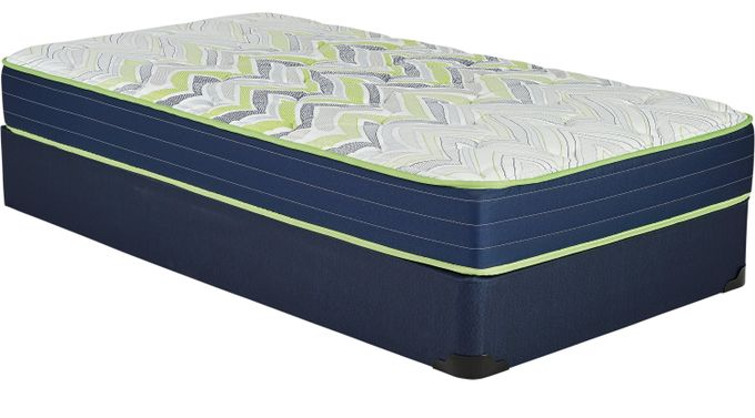 Kingsdown Sleeping Beauty Courage Full Mattress Set - Firm