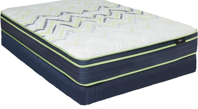 Kingsdown Sleeping Beauty Noble Full Mattress Set - Plush