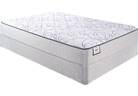 Sealy Meadow Valley Full Mattress Set   Plush