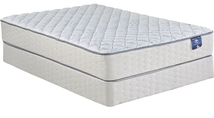 Serta Sertapedic Mockingbird Full Mattress Set - Firm