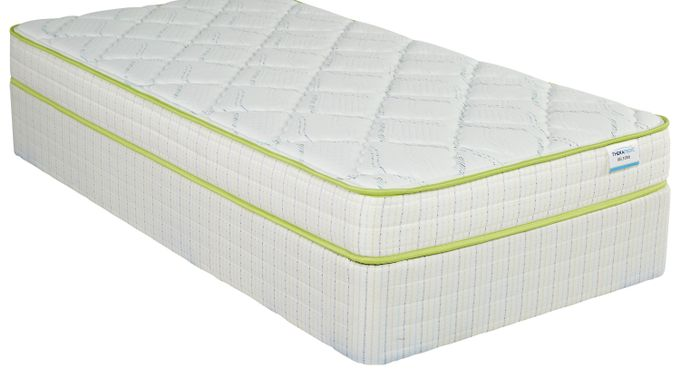 Therapedic Belford Full Mattress Set - Memory Foam