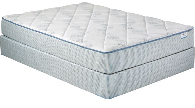 Therapedic Edington Full Mattress Set - Firm