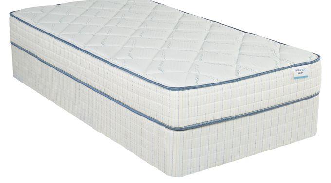 Therapedic Emory Low Profile Full Mattress Set
