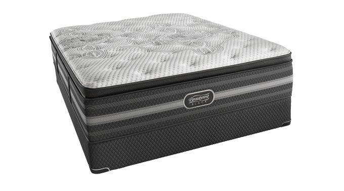 Beautyrest Black Katarina King Mattress Set - Pillowtop