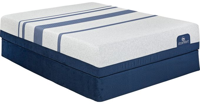 Serta iComfort Blue 500 King Mattress Set - Memory Foam