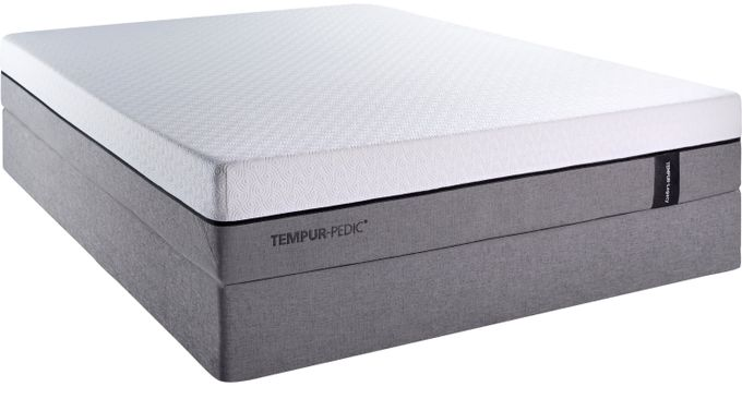 TEMPUR-Legacy King Mattress Set - Memory Foam