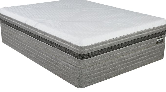 Therapedic McKinley King Mattress Set - Firm
