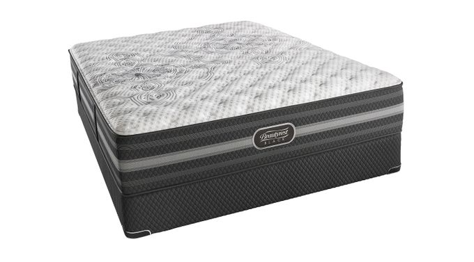 Beautyrest Black Calista Queen Mattress Set - Firm