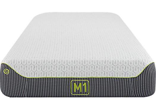 Bedgear M1 Twin Mattress Memory Foam