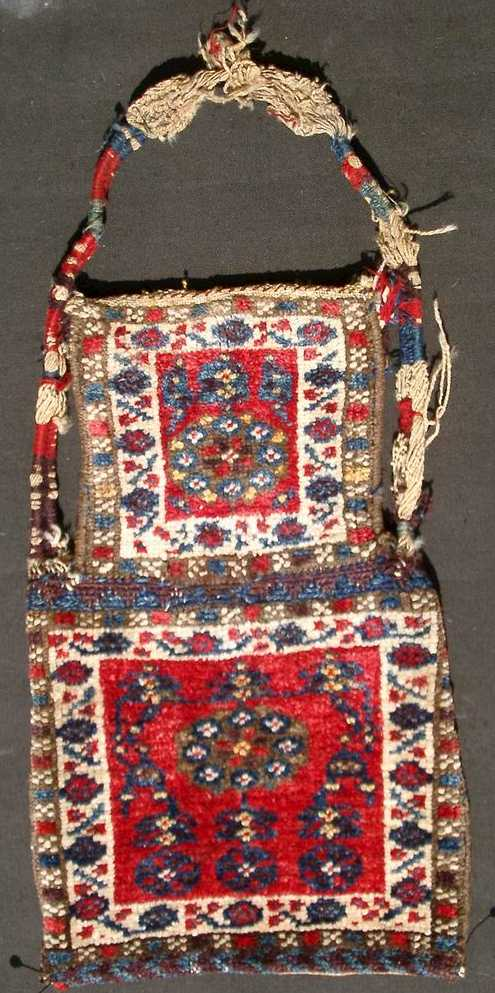 Sanjarbi Kurd Salt bag late 19th Century