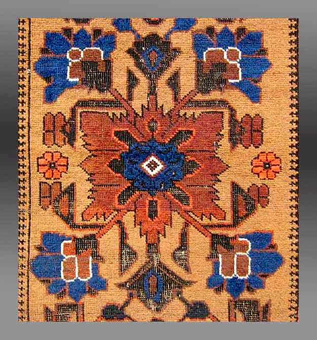 The Cole Afshar Baluch Rug 19th C.