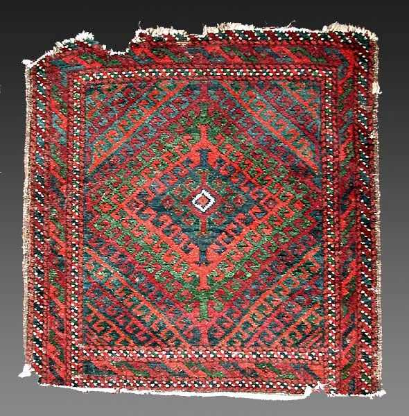 Baluchi Bag, Zabol area 19th century