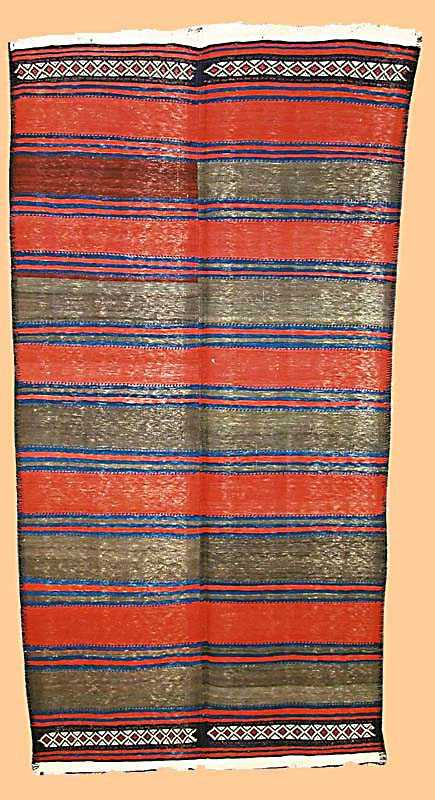 Baluch Rugs the O'Connell Guide  Baluch Flat Weave Rug North East Persia C. 1900