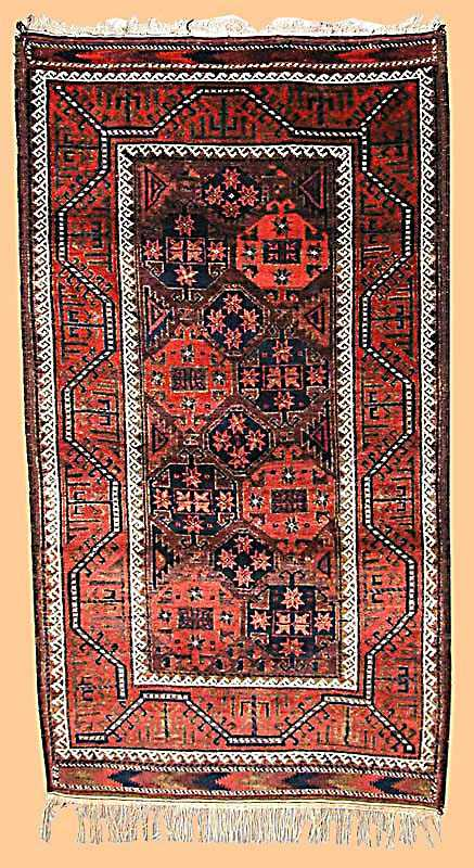 Baluchi Rug, North East Persia