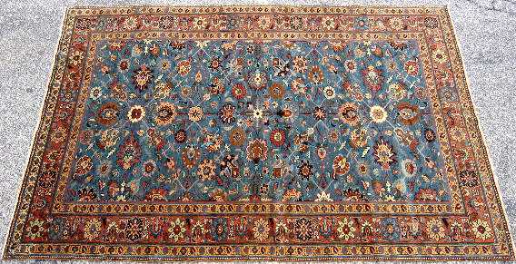 Antique Tafresh Rug c.1920