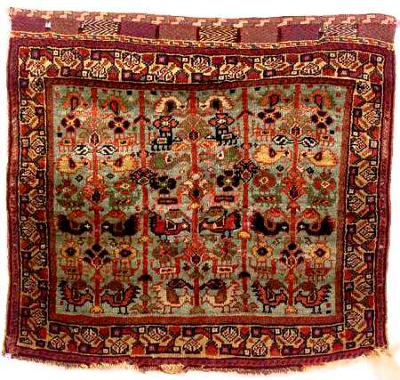 Khamseh Bag Fars Province early 20th C