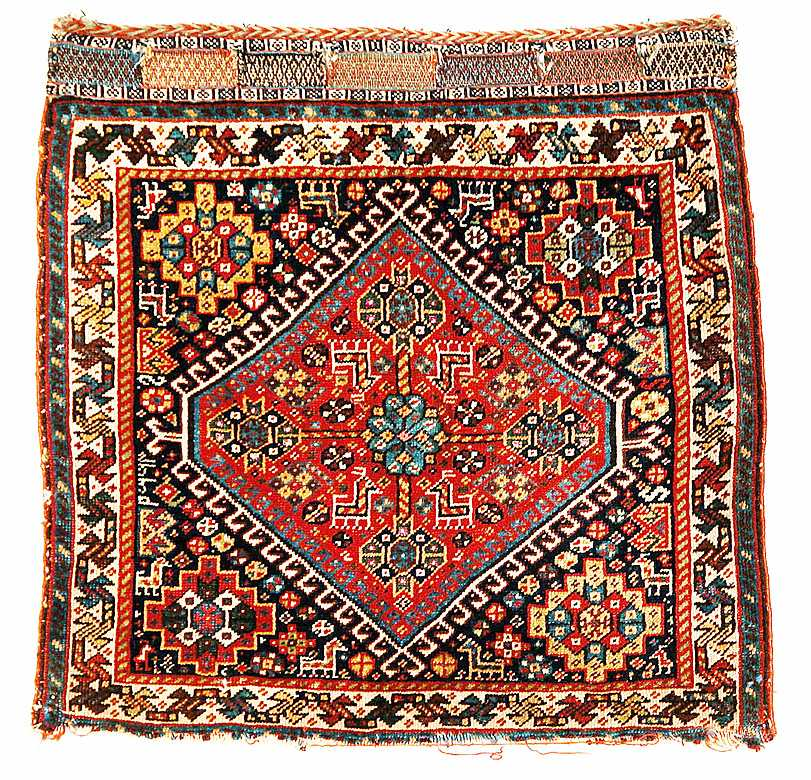 Qashqai Bag 19th C Fars Province