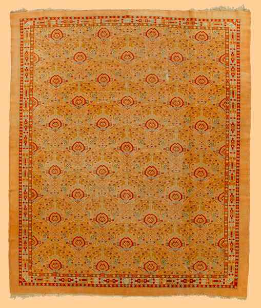Antique Sivas Carpet early 20th Century