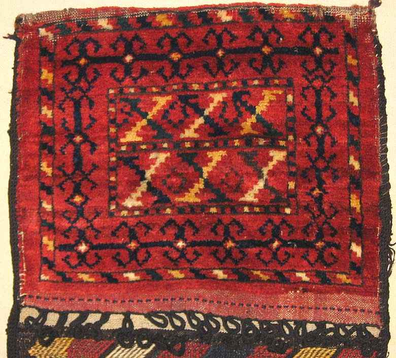 XXX Uzbek Khorjun (Saddle Bag) from Cocoon