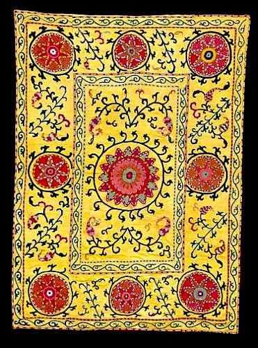 Antique Uzbek Suzani Rugs Amp Carpets