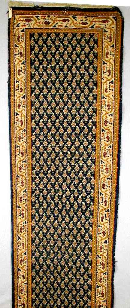 Saraband runner, northwest Persia about 1950