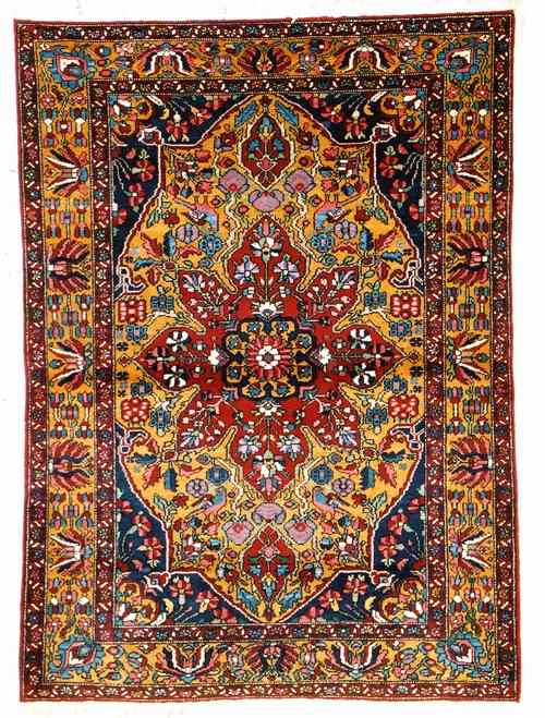 Tafresh Persian Rug Hazara Gallery