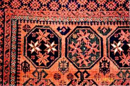 Baluch Group Rug