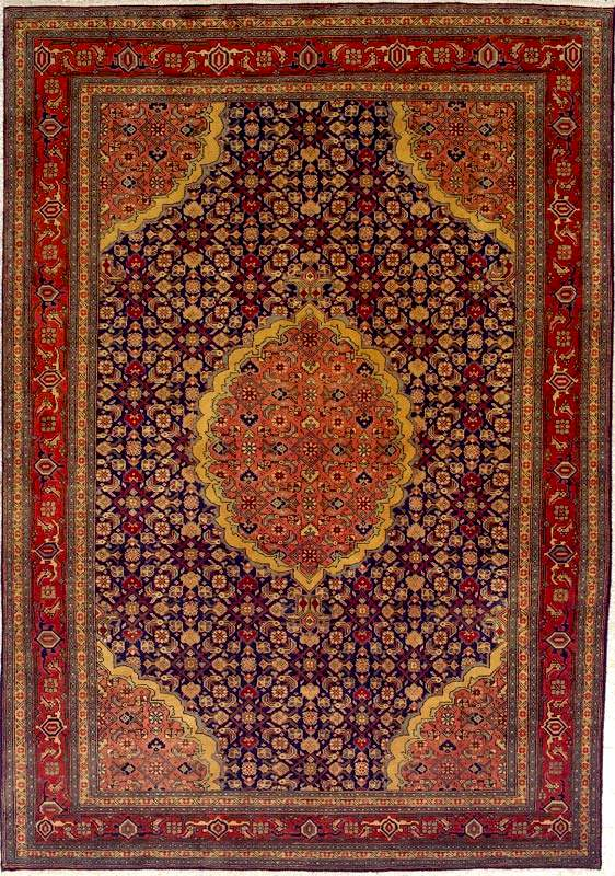 Ardabil Rugs: New Ardabil Rug from RugMan.com