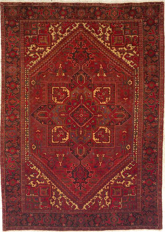 Traditional Goravan Rug