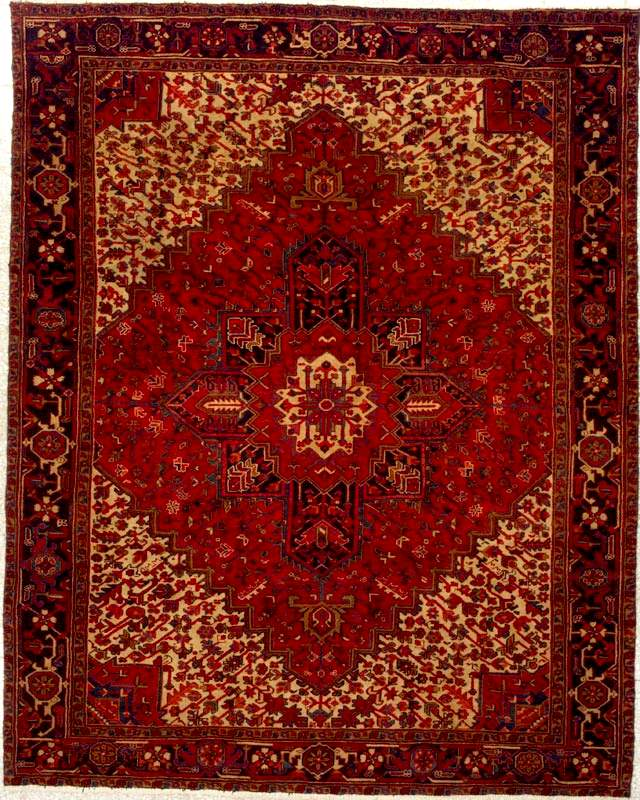 Cherry Red Goravan Carpet