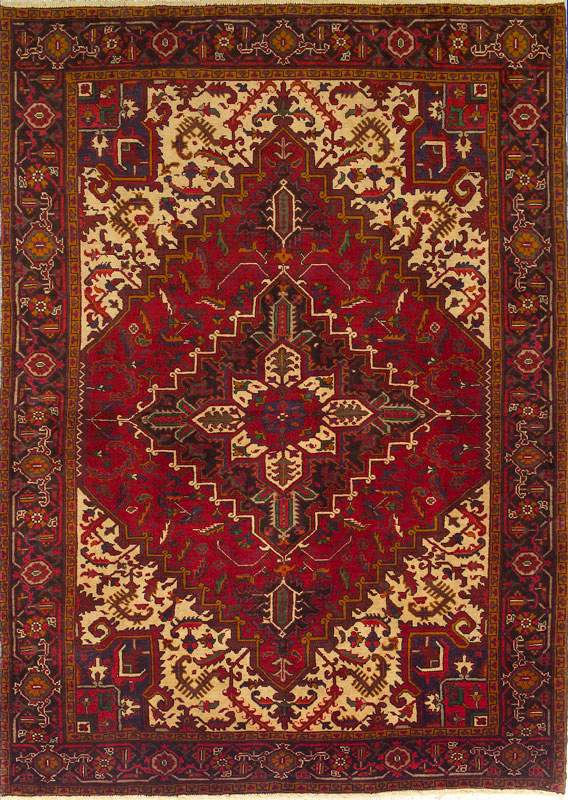 Antique Heriz Rugs Amp Carpets Guide