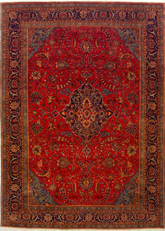Medallion Sarouk/Sarough Carpet