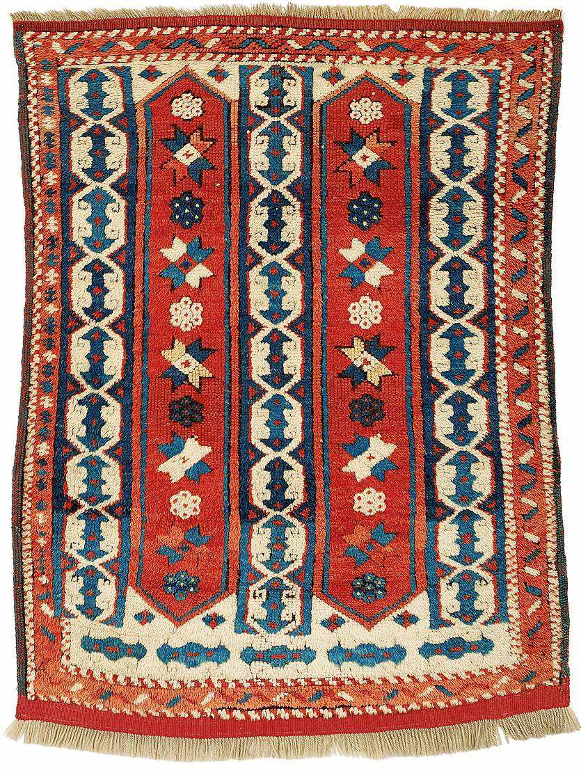 Kozak rug 2nd half 19th century