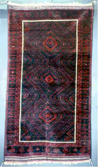 Mushwani Baluch Type Main Carpet